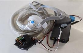 Produksi Ventilator Terancam Ketersediaan Bahan Baku