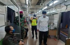 Gubernur Banten Meninjau Penerapan PSBB, Banyak yang Membandel?