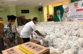 GP Ansor dan Indonesia Peduli Salurkan Bantuan Warga Terdampak Pandemi Covid-19