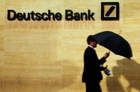 Ketahanan Deutsche Bank Hadapi Dampak Corona Dipertanyakan