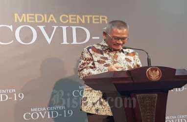Pasien Sembuh Covid-19 Bertambah, Jakarta Penyumbang Tertinggi