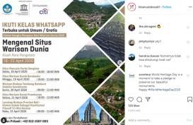 Mengenal Situs Budaya Ombilin Sawahlunto di Kelas Pelatihan Online UNESCO