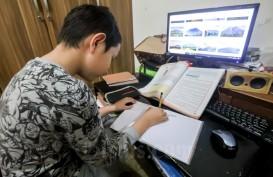 Corona Tak Reda, Belajar di Rumah di Singkawang Diperpanjang