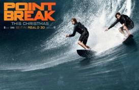 Sinopsis Point Break: Mantan Atlet yang Menyelidiki Aksi Kejahatan