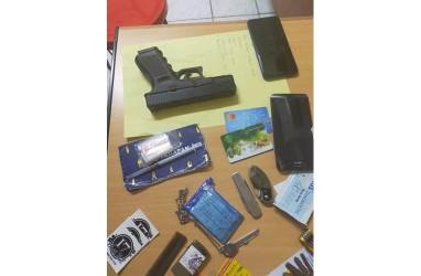 Polda Metro Jaya Tangkap Dua Pencuri Minimarket