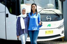 Kartini Millenial di Balik Kemudi Perusahaan Otobus
