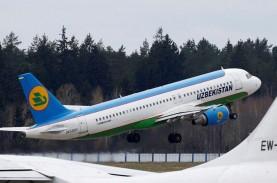 Uzbekistan Airways Modifikasi Pesawat Penumpang untuk…