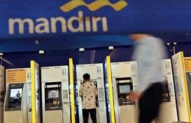 Pembatasan Aktivitas, Transaksi Digital Bank Mandiri Melonjak