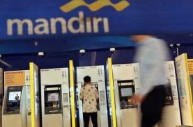 Pembatasan Aktivitas, Transaksi Digital Bank Mandiri…