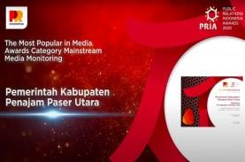Penajam Paser Utara Sabet Penghargaan PRIA 2020