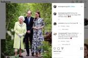 Hari ini Ratu Elizabeth Ultah ke-94, tak Ada Perayaan karena Lockdown Corona