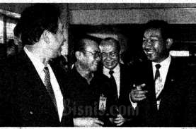 Historia Bisnis: Tommy Soeharto Goda Anggota DPR Pakai…