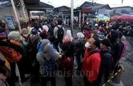 Ikatan Dokter Indonesia Desak Pemerintah Setop Angkutan Massal
