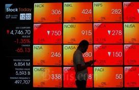 Investor Asing Bukukan Net Sell Enam Hari Berturut-turut