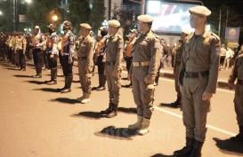 PSBB Bandung Raya Bakal Dikawal 4.497 Aparat Keamanan