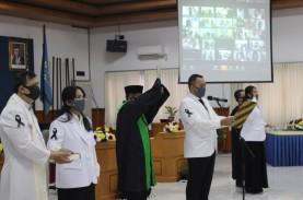 Gara-Gara Corona, 55 Dokter Baru UMM Disumpah via…