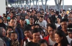 Larangan Mudik Tak Otomatis Kerek Konsumsi di Kota Besar