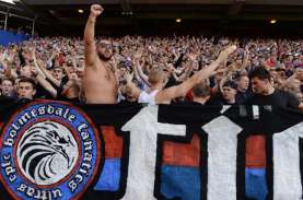 Crystal Palace Klub Bola Profesional Tertua, Geser…