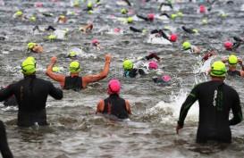 Kejuaraan Triathlon IronMan 70.3 Lombok 2020 Diundur Setahun