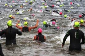 Kejuaraan Triathlon IronMan 70.3 Lombok 2020 Diundur…