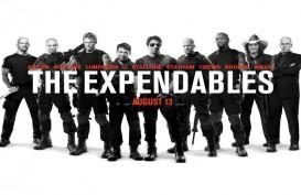 Sinopsis Film The Expendables, Misi Tentara Bayaran. Tayang di Bioskop Trans TV Malam Ini