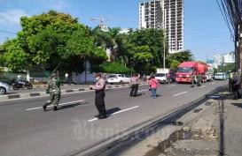Polres Metro Jakarta Timur Imbau Warga Tidak Keluar Malam