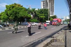 Polres Metro Jakarta Timur Imbau Warga Tidak Keluar…