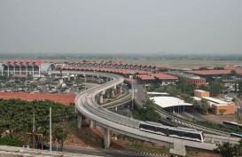 Pembangunan Gedung Penghubung Bandara Soetta Masih Berlangsung