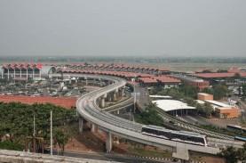 Pembangunan Gedung Penghubung Bandara Soetta Masih…