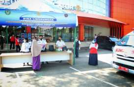 200 Warga Tangerang Terima Bantuan