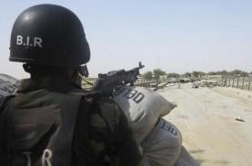 Tiga Tentara Kamerun Bunuh Warga Sipil
