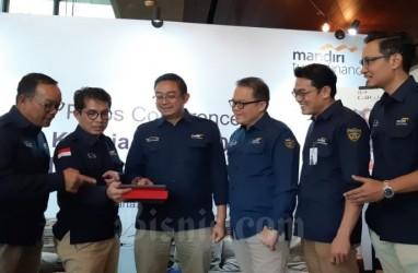 Bantu Lawan Corona, Mandiri Tunas Finance Salurkan Bantuan APD & Paket Sembako