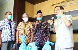 Masyarakat Tionghoa Surabaya Gandeng Muhammadiyah Salurkan Paket Lebaran