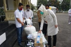 PJB Salurkan Bantuan ke Daerah Terdampak COVID-19
