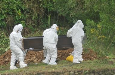 Kasus Virus Corona di Bogor Meningkat Drastis