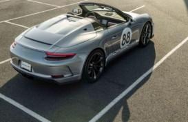 Lelang Porsche 911 Edisi Terakhir Berakhir pada Angka US$500.000