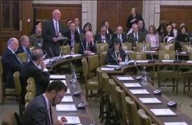 Pertama Kali dalam 700 Tahun, Rapat Parlemen Inggris Via Zoom