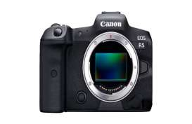 Canon Rilis Spesifikasi Kamera EOS R5