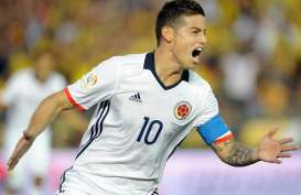 David Beckham Ingin Boyong James Rodriguez dari Real Madrid