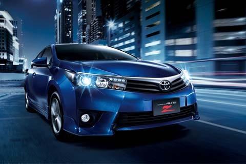 Toyota Corolla Altis Z - Toyota
