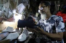 PHK Pekerja, Industri Alas Kaki Cuma Kuat Tiga Bulan Lagi