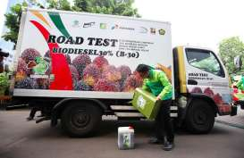 Penyerapan Biodiesel 2,17 Juta KL Kuartal I/2020