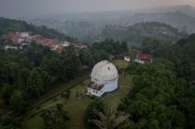 Observatorium Bosscha Amati Hilal Jelang Awal Ramadan…