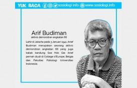 Budayawan dan Cendekiawan Arief Budiman Dimakamkan Hari Ini