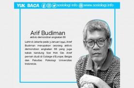 Budayawan dan Cendekiawan Arief Budiman Dimakamkan…