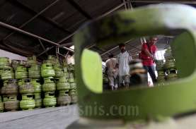 Warung Makan Lesu, Permintaan Gas Melon di Bantul…
