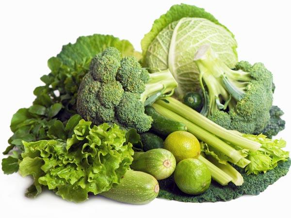 Sayuran hijau - mogreenjuice.com