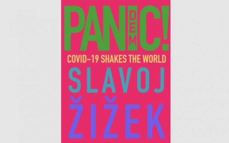 Slavoj Zizek Tuangkan Idenya Tentang Covid/19 dalam Buku Terbaru
