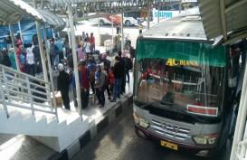 Kinerja Angkutan Umum Anjlok 95 Persen Akibat Larangan Mudik dan PSBB