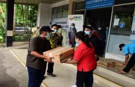 RS Persahabatan Terima Donasi 7.200 Botol Handspray